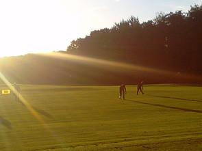 Nahegelegener Golfplatz