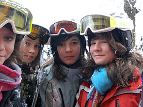 ISB Skidamen